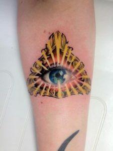 Eye Tattoo 32