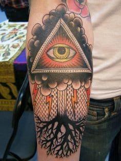 Eye Tattoo 34