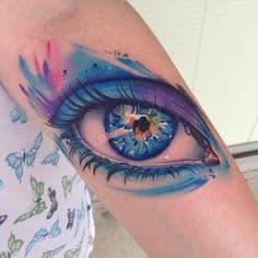 Eye Tattoo 35