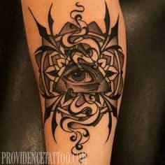 Eye Tattoo 36