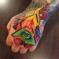 Eye Tattoo 39