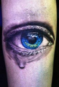Eye Tattoo 4