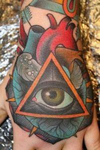 Eye Tattoo 40