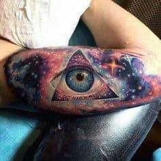 Eye Tattoo 44