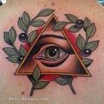 Eye Tattoo 45