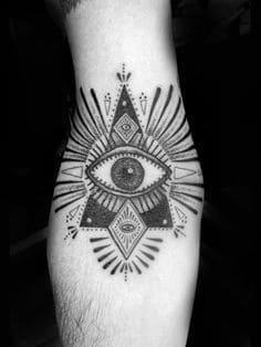 Eye Tattoo 47