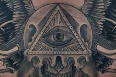 Eye Tattoo 48