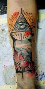 Eye Tattoo 49