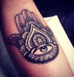 Eye Tattoo 7