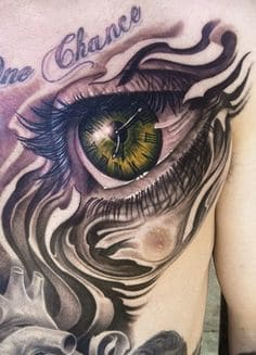 Eye Tattoo 9