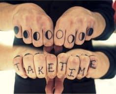 Finger Tattoo 29