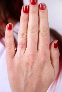 Finger Tattoo 33