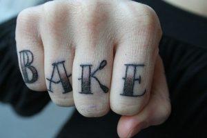 Finger Tattoo 38