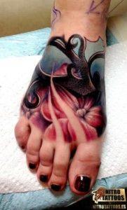 Flower Tattoo 1