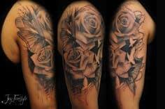 Flower Tattoo 23