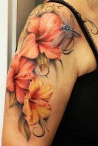 Flower Tattoo 27