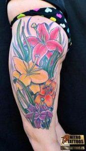 Flower Tattoo 31