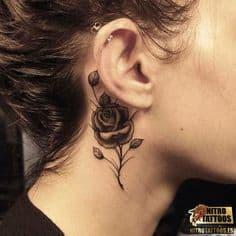 Flower Tattoo 32