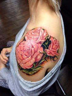 Flower Tattoo 36