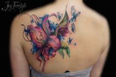 Flower Tattoo 38