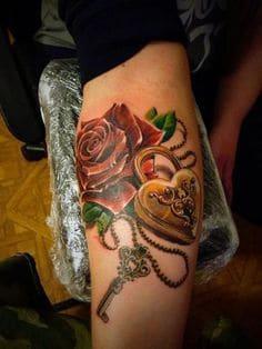 Flower Tattoo 39