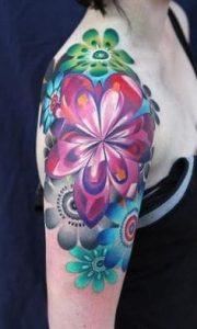 Flower Tattoo 40