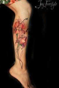 Flower Tattoo 44