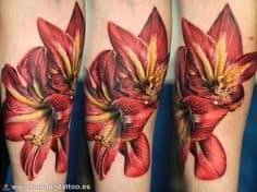 Flower Tattoo 46