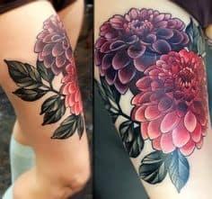 Flower Tattoo 47