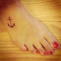 Foot Tattoo 32