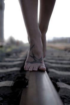 Foot Tattoo 36