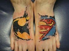 Foot Tattoo 39