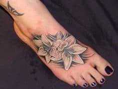 Foot Tattoo 43