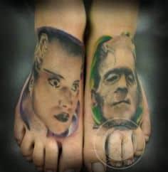 Foot Tattoo 50