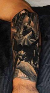 Forearm Tattoo 1