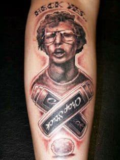 Forearm Tattoo 11