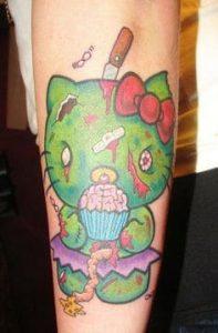 Forearm Tattoo 21