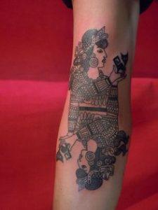 Forearm Tattoo 29