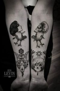Forearm Tattoo 33
