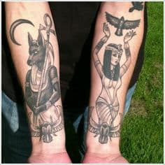 Forearm Tattoo 36