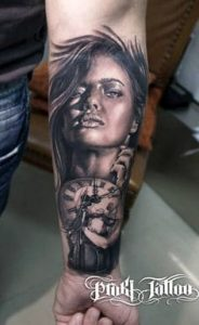 Forearm Tattoo 37