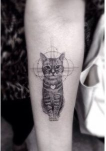 Forearm Tattoo 38