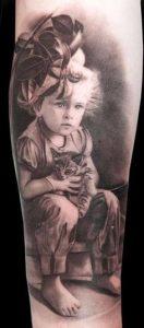 Forearm Tattoo 4