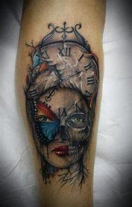 Forearm Tattoo 44