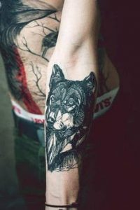 Forearm Tattoo 45