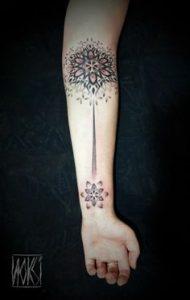 Forearm Tattoo 47