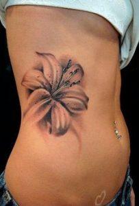 Lily Tattoo 10