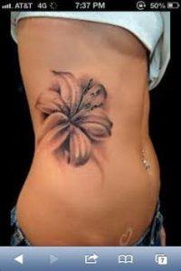 Lily Tattoo 39