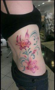 Lily Tattoo 40