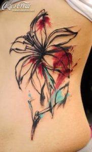Lily Tattoo 41